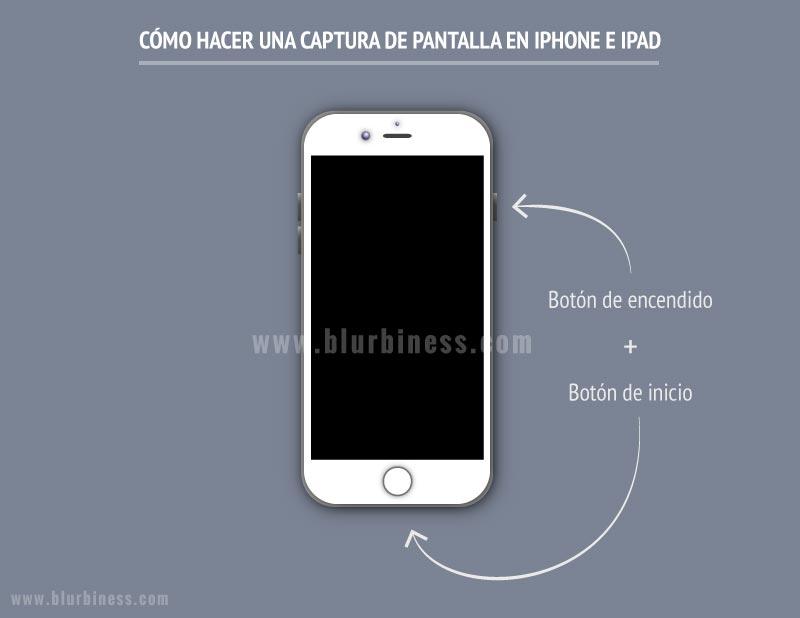 Cómo hacer una captura de pantalla en iPhone e iPad