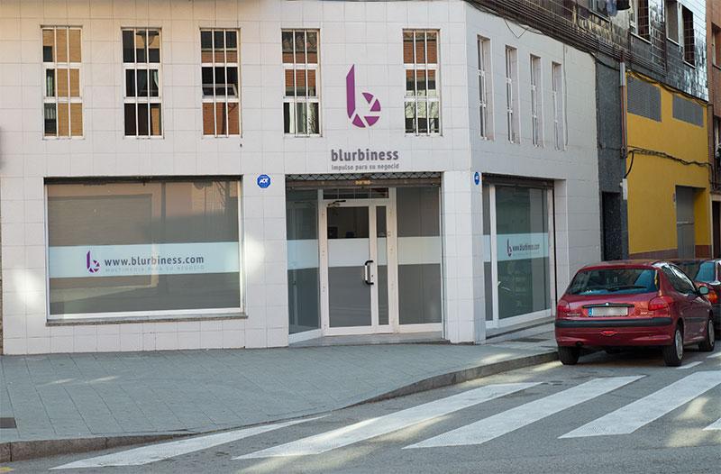 Oficinas Blurbiness edificio