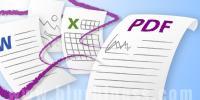 Creating PDF documents