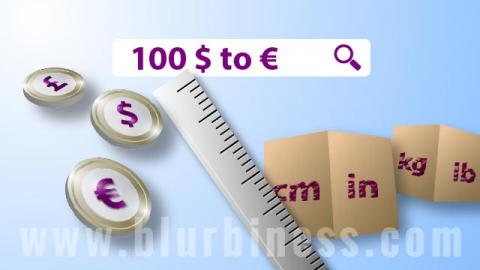 Google tip: dollars or euros, inches or centimeters? | Web ...
